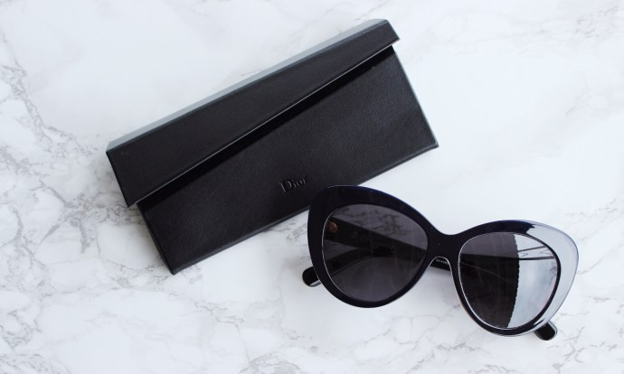 Ottawa designer sunglasses Fashion blog blogger Chantsy Ottawa Influencer Dior Sunglasses