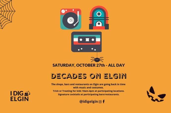 I Dig Elgin Ottawa Halloween Party