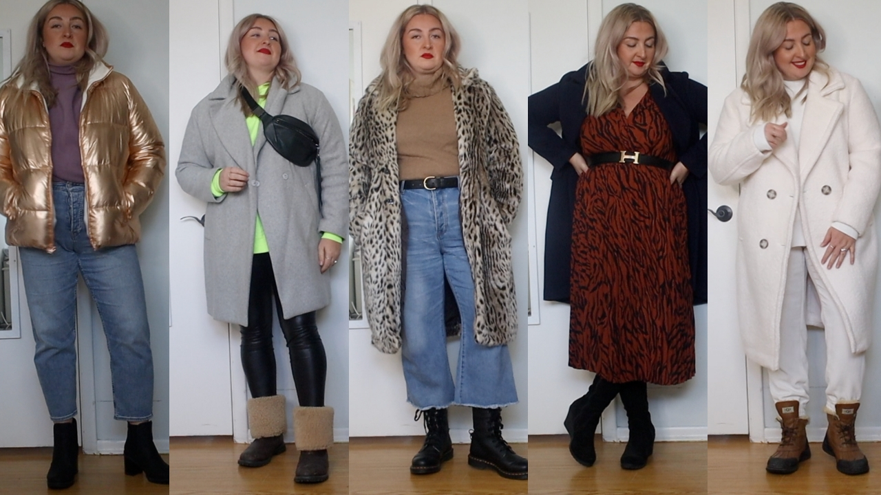How to dress for winter- Cute outfit ideas for cold weather