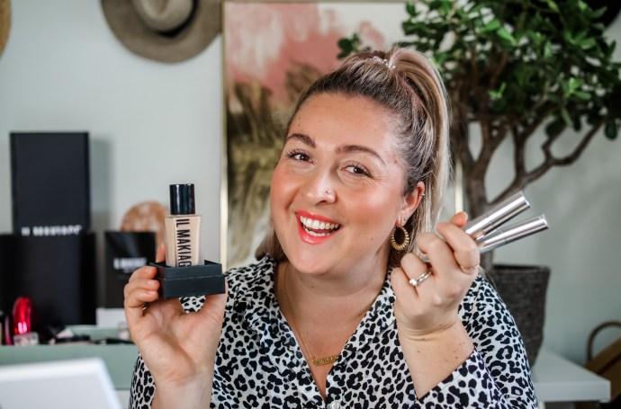 Il Makiage Review Foundation Concealer Video Makeup Tutorial