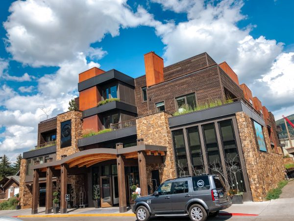 The Contemporary Hotel Jackson in Jackson, Wyoming.