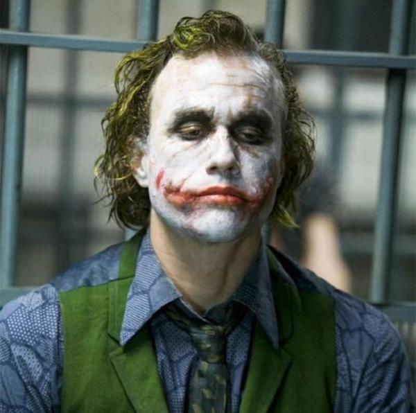 Волосы Джокера - что такое, как сделать, фото причесок