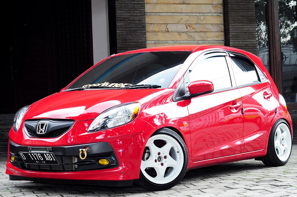 620 Koleksi Gambar Modifikasi Mobil Honda Brio Keren Terbaik
