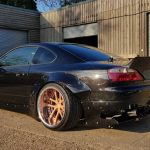 Nissan Silvia S15 Rocket Bunny Fresh Import Drift Car Highly Modified For Sale Modified Autos Com