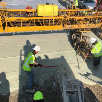 Latex Modified Concrete Overlay