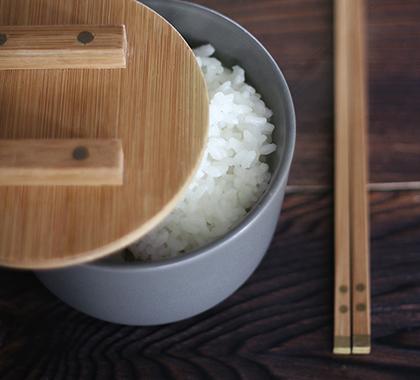 Kkini Bowl and Chopsticks Set