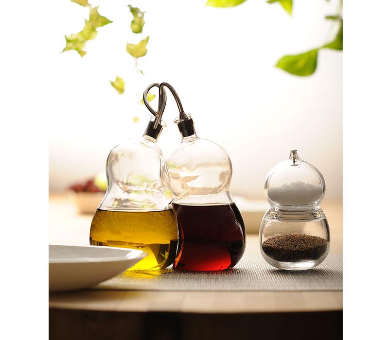 Hulu Pas De Deux Oil & Vinegar Set