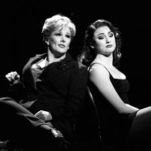 CHICAGO_-Sam-Bailey-as-Mama-Morton-and-Sophie-Carmen-Jones-as-Velma-Kelly_-Photo-by-Catherine-Ashmore-300x300