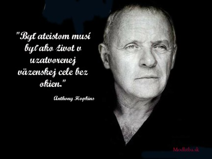 anthony hopkins slovensky