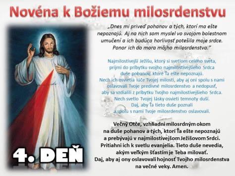 Božie milosrdenstvo 4