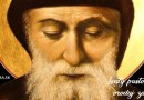 Modlitba k svätému Charbelovi