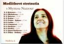Modlitbové stretnutia s Myrnou Nazzour