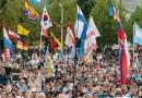 Medžugorie: Festival mladých a požehnanie pápeža