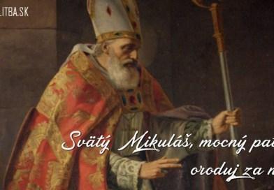 Novéna k sv. Mikulášovi