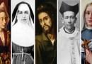 Svätí, ktorí okúsili epidémie; prežili ich, slúžili a aj teraz nám pomáhajú
