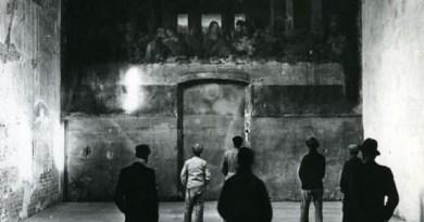 """Ako """"posledná večera"""" zázračne prežila bomby z druhej svetovej vojny?"""