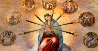Pobožnosti k Sedembolestnej Panne Márii