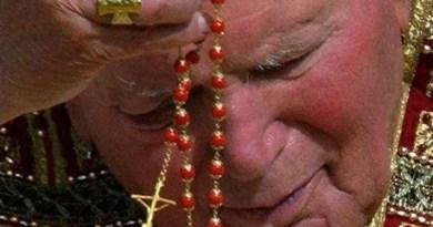 Pomohol mi svätý Ján Pavol II.