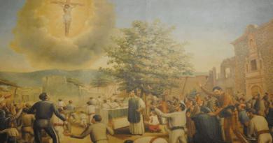 Zjavenie Pána milosrdenstva