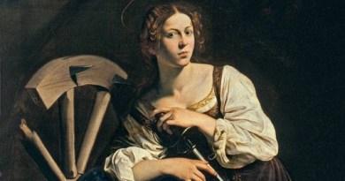 Katarína Alexandrijská – jedna zo 14-tich pomocníkov v núdzi