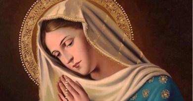"""""""Plná milosti"""" je nové meno, ktoré Boh dal Márii"""