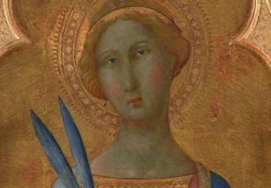 Svätá Korona, patrónka pred epidémiami