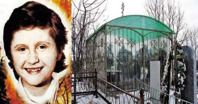 Slavočka Kraszennikow: život 10 ročného proroka z Ruska.