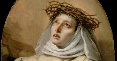 Pôst a Eucharistia u svätej Kataríny Sienskej