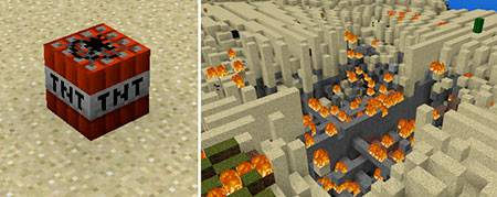 Plus Explosion mcpe 3