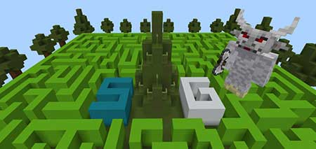 Карта SG Minotaur для Minecraft PE