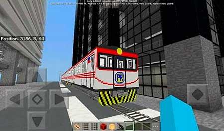 Philippine National Railway mcpe 4