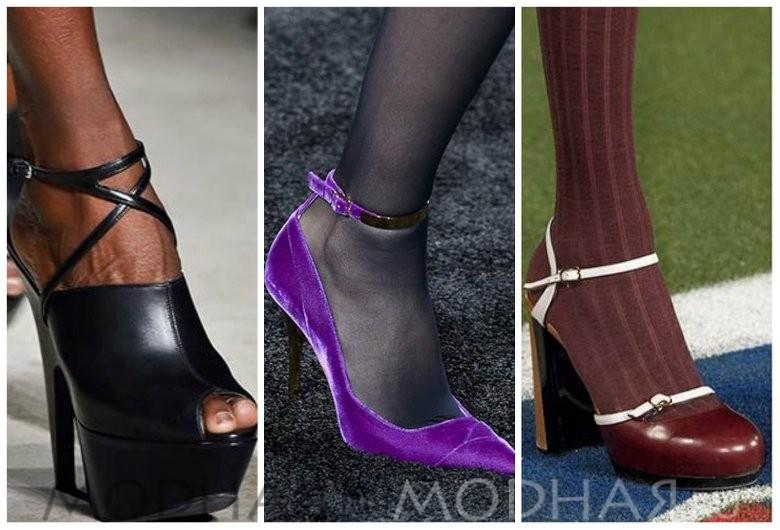 a6366bc718 17 V kolekciách jari-2016 existuje mnoho praktických modelov sandálov a  členkových topánok na vysokej platforme v štýle sedemdesiatych rokov