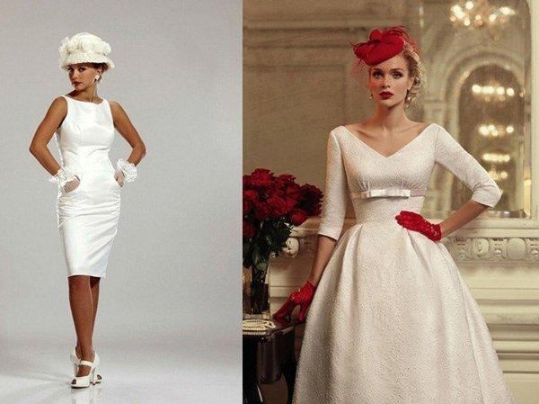 Мода 60-х годов: женская одежда шестидесятых (фото)