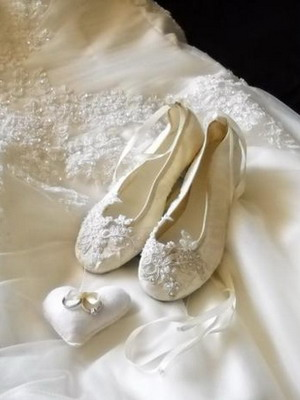 Wedding shoes 2018 year and their photos 33