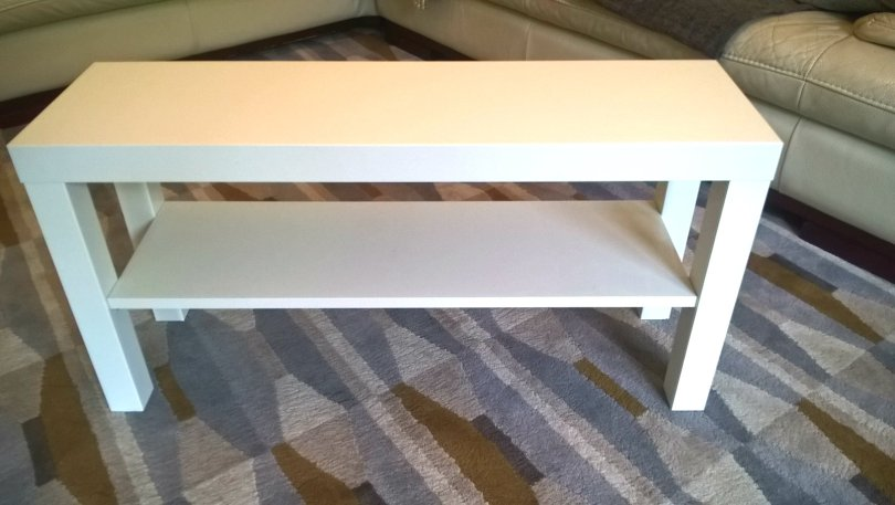 Ikea hack DIY Modny tucet_lavicka na prezuvanie