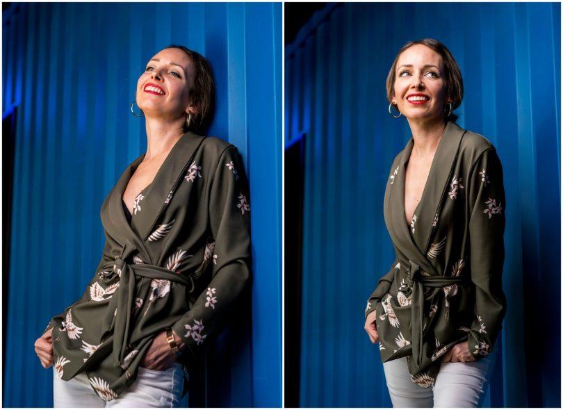 kimono-kardigan-bluzka-kratky-zeleny-vzor-styling-outfit-blogerka