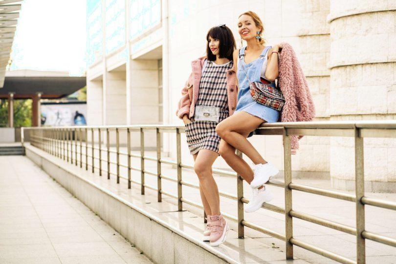 Tenisky Deichmann blogerky jesenna moda