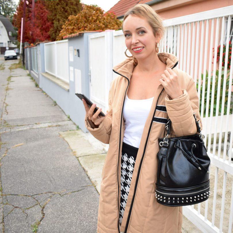 ako nakupovat v second hande outfit blogerka