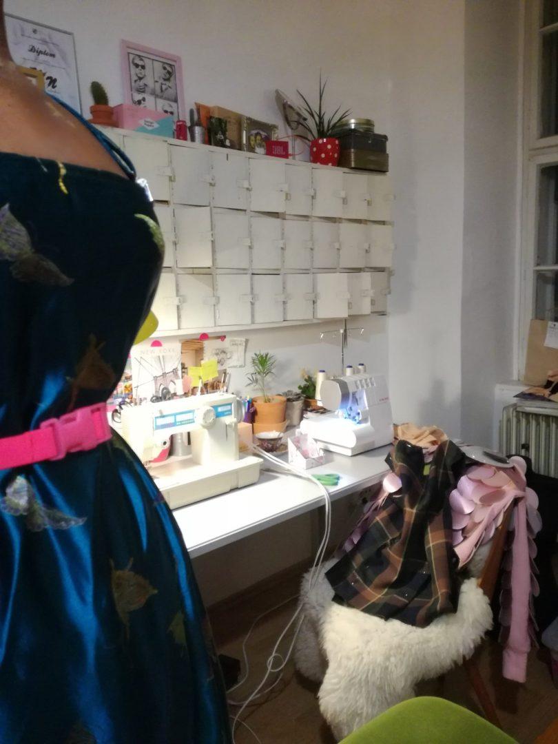 Rozhovor s atelier modna navrharka Petra Kovacs modny blog blogerka Modny tucet