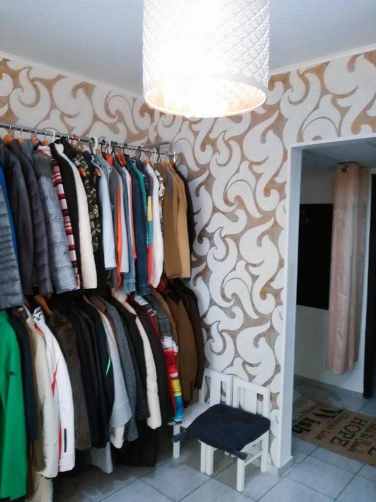 Sekac second hand Royal predajna kvalitny tovar bundy kabaty blog modny tucet