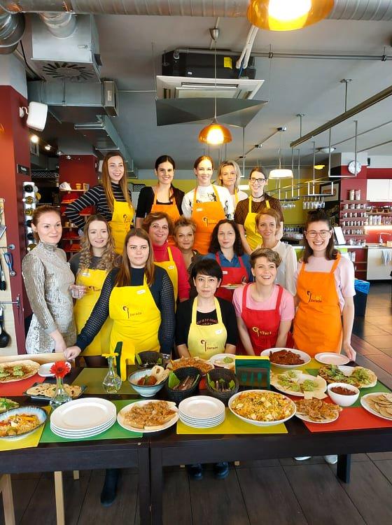 Amazonky rakovina prsnika charita obcianske zdruzenie varenie Chefparade blogerky