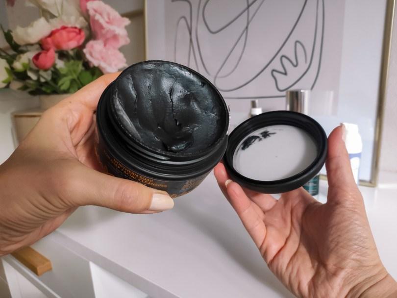 Natura Siberica detoxikačné mydlo