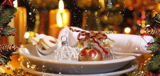 هدايا لعيد الميلاد المجيد موضوع