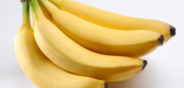 طريقة تخزين الموز موضوع