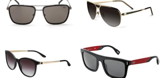كيف تختار النظارة الشمسية المناسبة لشكل وجهك موضوع