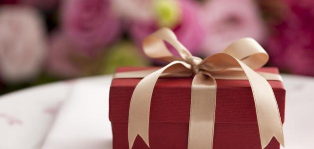 تفسير الهدية في المنام موضوع