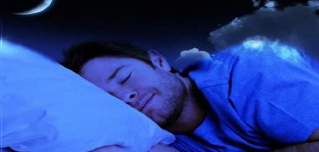 كلمات قبل النوم موضوع
