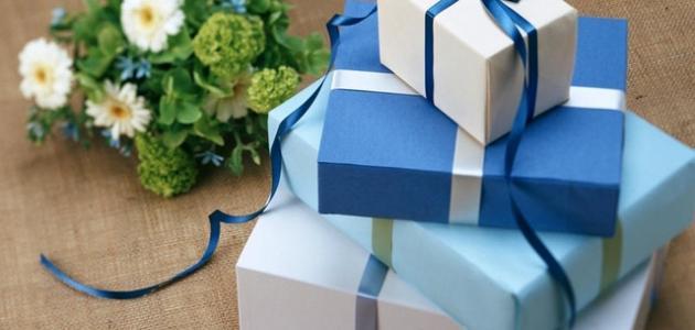 أحلى هدية عيد ميلاد موضوع