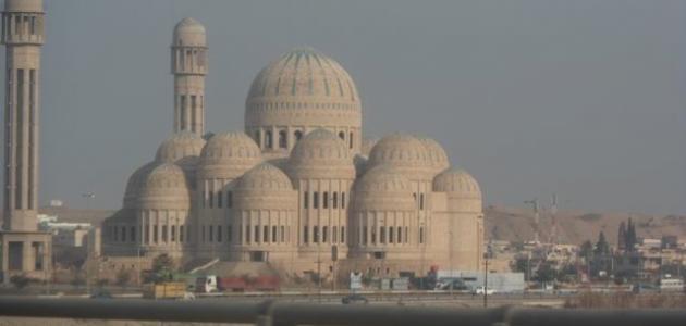 أين تقع الموصل موضوع