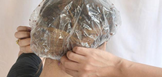 قبعة التسخين لحمام الزيت وكريم الشعر انواعها واسعارها